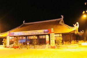 Nghiên cứu, xây dựng nội dung, kịch bản lễ hội Thái Miếu nhà Trần ở Đông Triều