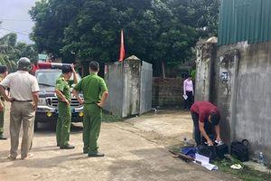 Điện Biên: Truy bắt 4 đối tượng dùng dao đâm chết một người ngay trước cửa nhà