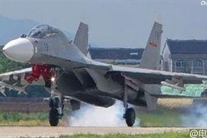 Trung Quốc chứng minh 'bẻ khóa' thành công tiêm kích Su-30MK2