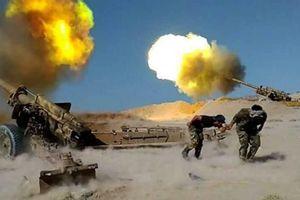 Quân đội Syria giáng đòn sấm sét, phiến quân chết la liệt ở Hama