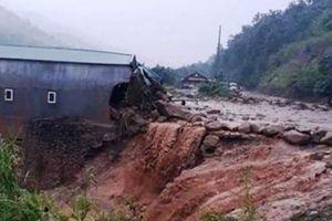 Lai Châu: Lũ quét kinh hoàng, 3 người chết, mất tích và bị thương