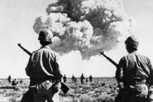 Tài liệu mật: Mỹ từng âm mưu 'quét sạch' Liên Xô và Trung Quốc
