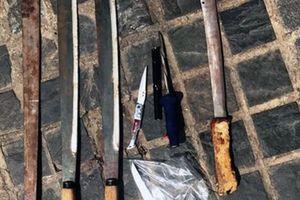 Đồng Nai: Dàn trận chém nhau giữa đường, 1 người chết