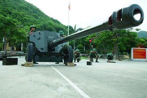 Cận cảnh khẩu pháo chống tăng đáng sợ nhất Việt Nam