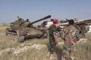 Quân đội Syria vẫn tấn công Idlib, bất chấp đe dọa của Mỹ