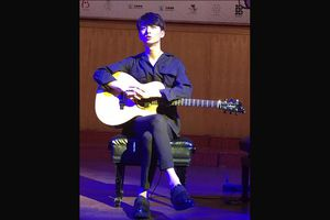 Tour diễn thứ 5 tại VN của nghệ sĩ guitar Sungha Jung