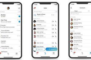 Skype bỏ tính năng Highlights, tập trung cuộc gọi, thoại video và nhắn tin