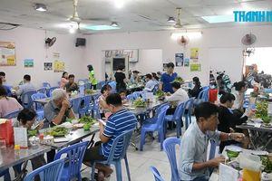 Bún chả Hà Nội 30 năm giữa Tp.HCM