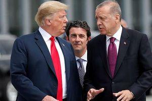 Mỹ - Thổ Nhĩ Kỳ: 'Thân nhau lắm, cắn nhau đau'