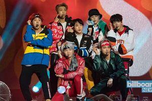 BTS lần thứ hai đứng đầu BXH Billboard 200
