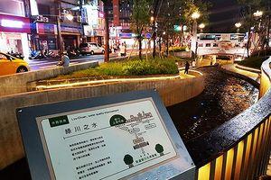 Từ tuyến cống nước thải thành điểm 'check-in' của người dân, du khách