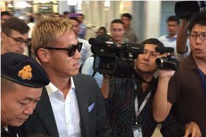 Keisuke Honda chính thức dẫn dắt Campuchia khởi động chiến dịch AFF Cup