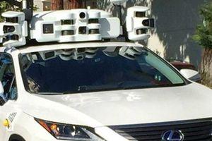 Tiết lộ nguyên nhân chiếc xe tự lái của Apple bất ngờ gặp nạn