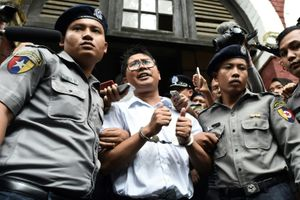 Myanmar kết án 2 phóng viên Reuters vì xâm phạm bí mật nhà nước