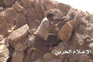 Chiến binh Houthi bắn hạ UAV Trung Quốc của Ả rập Xê út