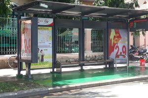 TP.HCM đưa vào sử dụng nhà chờ xe buýt hiện đại