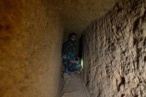 Chiến sự Syria: Phiến quân đào hầm tại Idlib, chuẩn bị cho cuộc tấn công hóa học