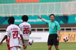 Sốc: Trọng tài Hàn Quốc bắt trận U23 Việt Nam dính nghi án dàn xếp tỷ số và gái mại dâm