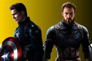 Captain America có thể tái hợp 'bạn gái cũ' trong đoạn kết của 'Avengers 4'