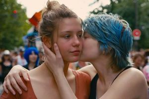 Câu chuyện tình yêu giàu cảm xúc 'Blue is the warmest color - Màu xanh nồng ấm'