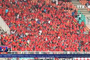 Hàn Quốc đưa tin về lễ tôn vinh Olympic Việt Nam