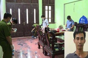 Vụ giết 2 vợ chồng ở Hưng Yên: Sau gần 20 ngày, hung thủ cúi đầu nhận tội