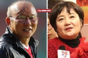 Người phụ nữ lặng thầm đứng sau thành công của HLV Park Hang Seo