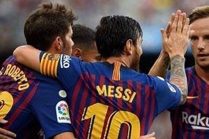 Barca 8-2 Huesca: Đương kim vô địch thị uy