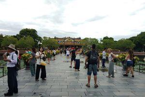 Dịp nghỉ lễ 2/9 cố đô Huế đón hơn 30.000 lượt khách tham quan