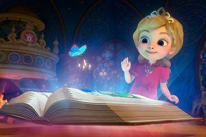 'Công chúa luyện rồng' hứa hẹn mang đến tiếng cười 'quên cả lối về' cho khán giả nhí