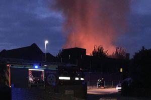 Hỏa hoạn tại trường tiểu học ở thủ đô London của Anh