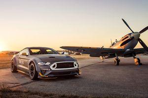 Ford Mustang sẽ dùng khung gầm chung với Ford Explorer