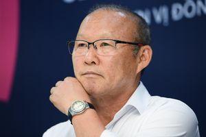 HLV Park Hang-seo rơi nước mắt khi nhắc đến các cầu thủ Việt Nam