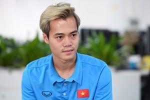 Văn Toàn: 'Với tôi, Văn Quyết là một cầu thủ lớn'