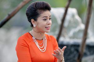 Bà Diệp Thảo yêu cầu hủy phiên tòa ly hôn trước ngày xét xử
