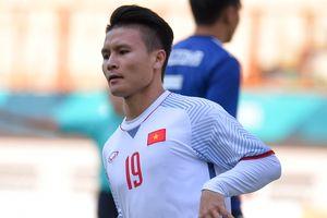 Quang Hải lọt top ngôi sao hứa hẹn tỏa sáng ở Asian Cup 2019