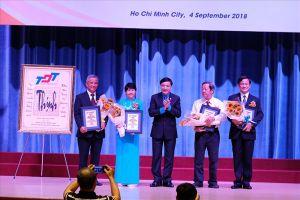 Trường Đại học Tôn Đức Thắng trở thành đại học đầu tiên tại Việt Nam được xếp hạng 4/5 sao quốc tế