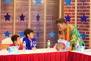 Thanh Bạch: Làm giám khảo chương trình thiếu nhi cần cái tâm dành cho trẻ