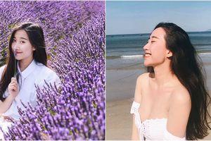 Cách 'sống ảo mọi mặt trận vẫn đẹp' của hot girl Đà Nẵng