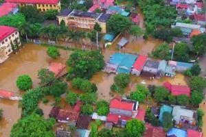 Chùm ảnh: Sơn La tan hoang sau lũ