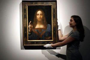 Abu Dhabi hoãn công bố tranh của Leonardo da Vinci