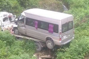 Danh tính nạn nhân vụ xe cứu hộ 'cõng' xe 16 chỗ lao xuống vực