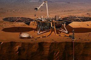 Điều thú vị về tàu vũ trụ sẽ đi sâu vào sao Hỏa