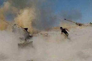 Quân đội Syria giành nhau 'từng tấc đất' với phiến quân tại Latakia