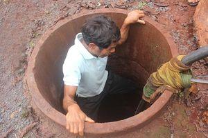 Người đàn ông mù có biệt tài đào giếng