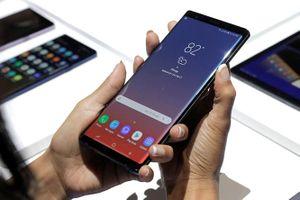 Samsung âm thầm phát triển smartphone trang bị 4 camera