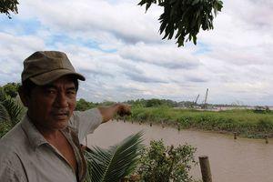 Gian nan cuộc chiến chống 'cát tặc': Dân tự phát chống trộm cát