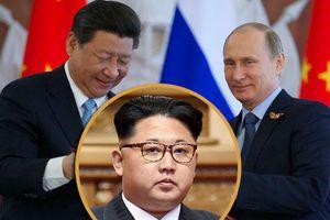 Vì sao 2 NLĐ Nga, Trung Quốc đồng loạt hủy cuộc gặp với ông Kim Jong Un?