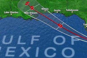Bão nhiệt đới Gordon đe dọa vùng sản xuất dầu của Mỹ