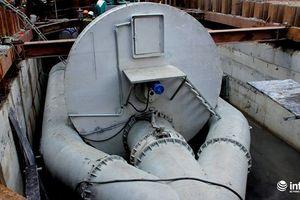 TP.HCM: Chủ đầu tư dừng 'siêu máy bơm' vì không được thuê